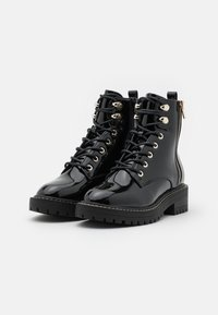 River Island - Lace-up ankle boots - black - 2