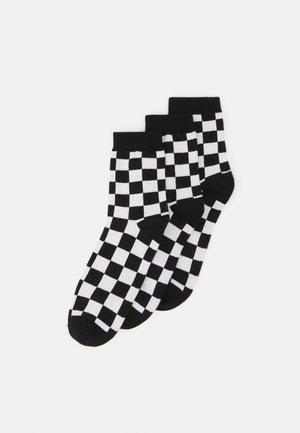 Socks - black/white