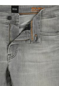 BOSS - Slim fit jeans - light grey - 5
