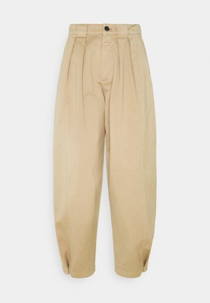 IVO - Trousers - camel
