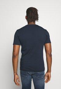 DRYKORN - QUENTIN - T-shirt - bas - navy - 2
