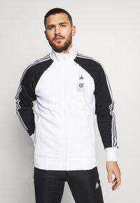 adidas Performance - DEUTSCHLAND DFB ICONS TOP - National team wear - white/black - 0