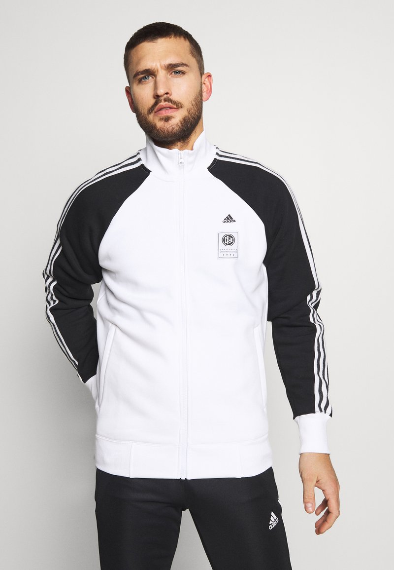 adidas Performance - DEUTSCHLAND DFB ICONS TOP - National team wear - white/black