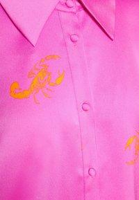 Cras - BIJOU - Button-down blouse - pink - 7