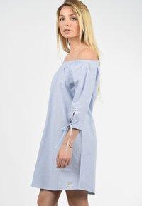 Blendshe - Day dress - light blue - 3