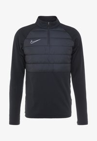 Nike Performance - DRY PAD ACADEMY WINTERIZED - Sweat polaire - black/silver - 4