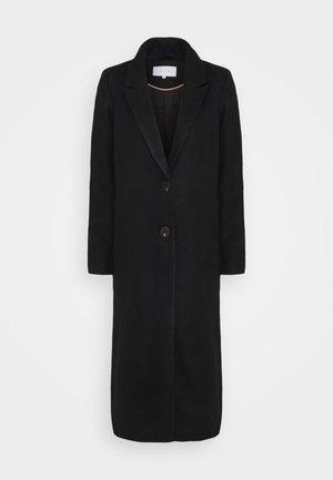 VICAMMIE LONG - Classic coat - black