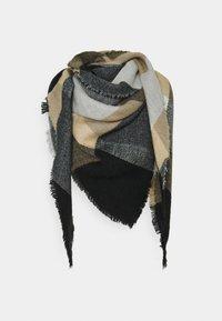 Anna Field - Foulard - black/beige/off-white - 0
