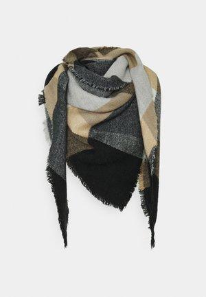 Foulard - black/beige/off-white