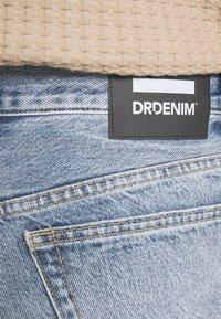 Dr.Denim - DASH - Džíny Straight Fit - stone cast blue - 6
