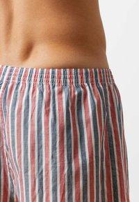SNOCKS - WOVEN - 3 PACK - Boxer shorts - stripe - 4