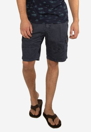 PACKWOOD - Shorts - ground blue