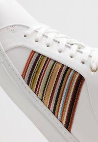 Paul Smith - IVO - Sneakersy niskie - white - 6