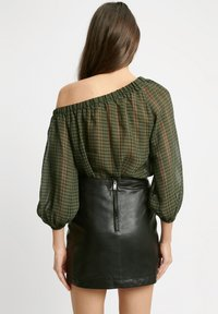 Kookai - Wrap skirt - z2-noir - 2