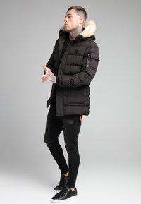 SIKSILK - EXPEDITION - Winter coat - black - 1