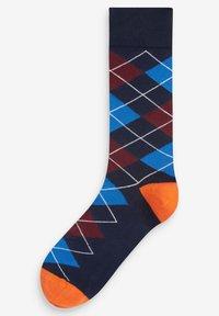 Next - Socks - blue - 6
