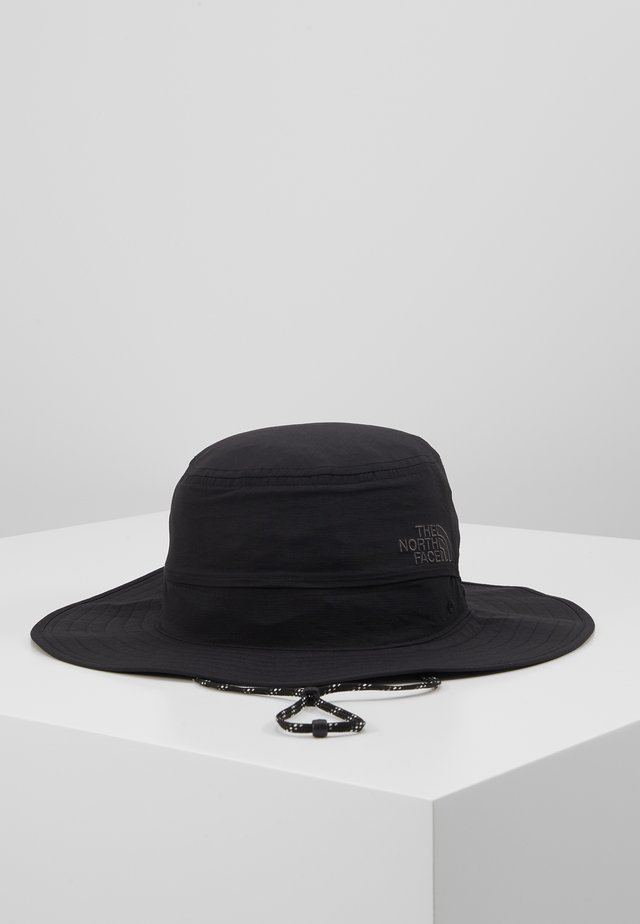 HORIZON BREEZE BRIMMER HAT UNISEX - Mütze - black