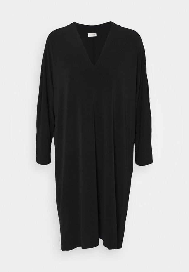 BIELLE - Korte jurk - black
