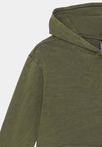 Blue Effect - GIRLS BOXY HOODIE - Felpa con cappuccio - army green - 2