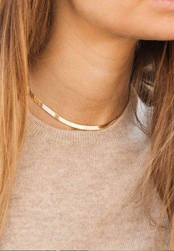 Necklace - oro