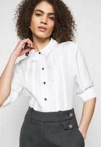Lovechild - ROMA - Button-down blouse - white - 3