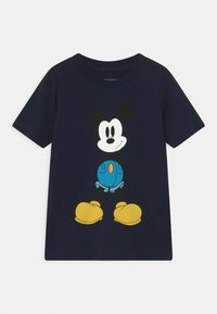 Levi's® - MICKEY MOUSE UNISEX - T-shirt con stampa - obsidian - 0