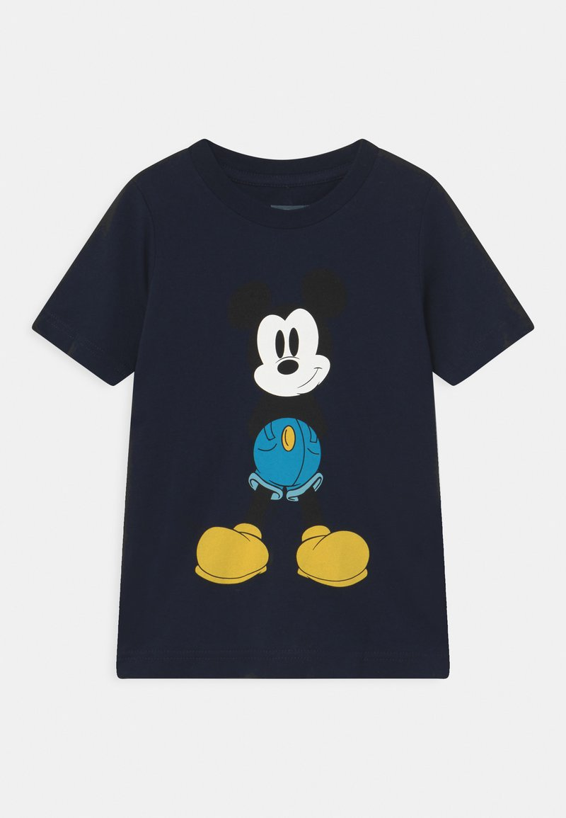 Levi's® - MICKEY MOUSE UNISEX - T-shirt con stampa - obsidian