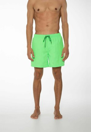 FASTER - Zwemshorts - neon green