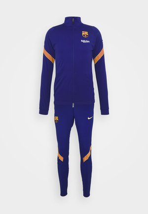 FC BARCELONA DRY SUIT  - Klubbklær - deep royal blue/amarillo