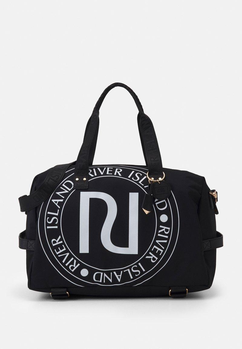 River Island - Sports bag - black