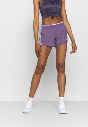10K SHORT - Sports shorts - amethyst smoke/purple dawn/amethyst smoke/wolf grey