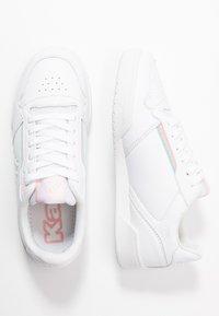 Kappa - MARABU - Sportschoenen - white/rosé - 1