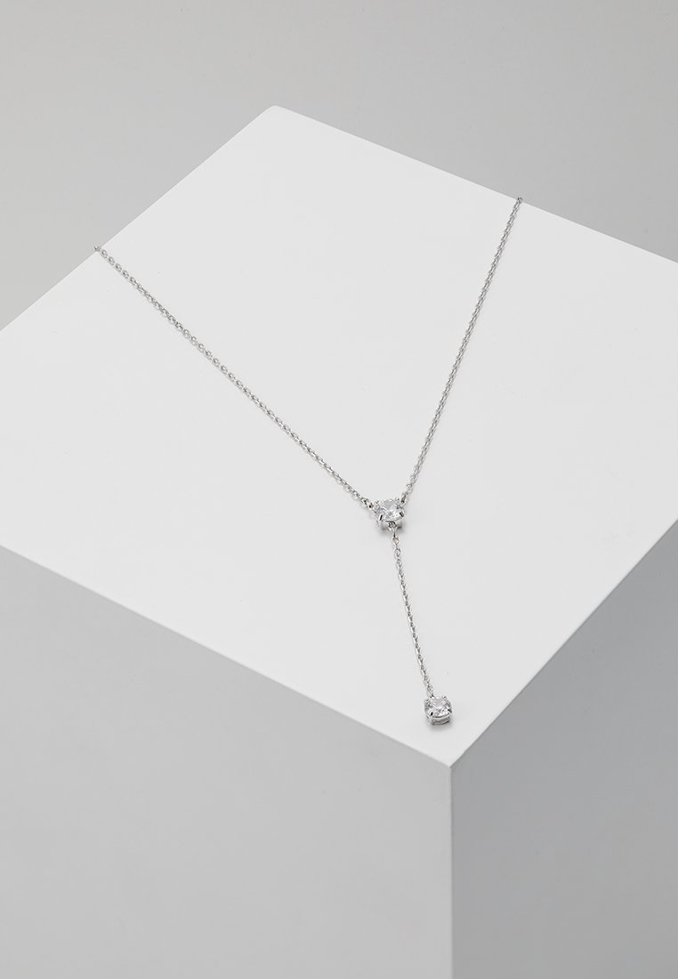 Swarovski - ATTRACT NECKLACE - Necklace - white