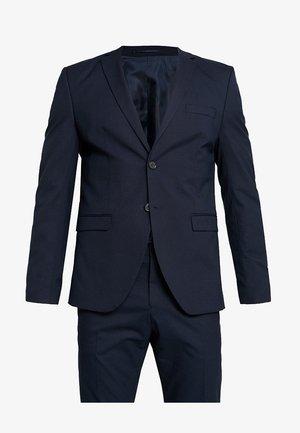 SHDNEWONE MYLOLOGAN SLIM FIT - Oblek - navy blazer