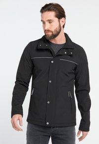 Schmuddelwedda - Outdoor jacket - black - 0