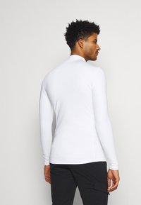 Lyle & Scott - Long sleeved top - white - 2
