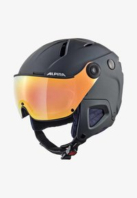 Alpina - Helmet - gray - 0