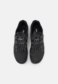 Merrell - GLOVE 6 - Trail running shoes - black - 3