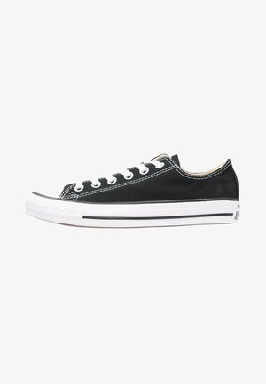 CHUCK TAYLOR ALL STAR OX - Matalavartiset tennarit - black