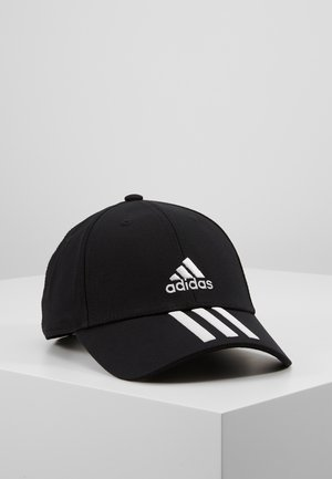 3STRIPES BASEBALL COTTON TWILL SPORT - Gorra - black/white/white