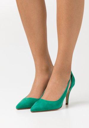 ANCHAVA - Classic heels - vert