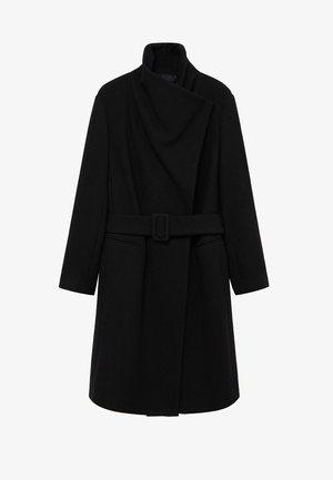 ROSI7 - Classic coat - schwarz