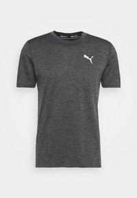 RUN FAVORITE TEE - Print T-shirt - dark gray heather