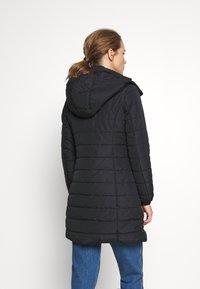 Armani Exchange - CABAN COAT - Classic coat - black - 2