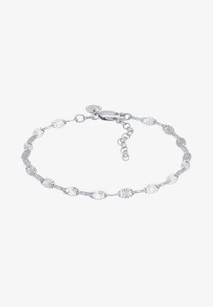 STAR DESIGN - Bracelet - silber