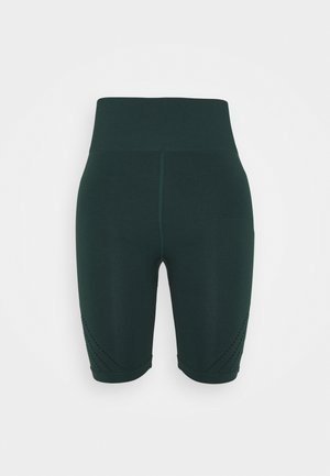 ONPJAVO CIRCULAR SHORTS - Leggings - darkest spruce