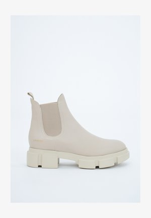 Classic ankle boots - vitello nature