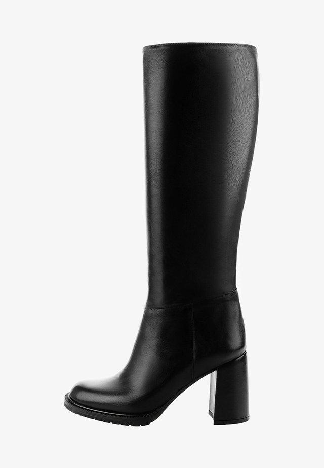 GATOLLINO - Bottes à talons hauts - black