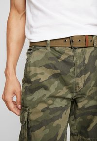 INDICODE JEANS - MONROE - Shorts - dired - 3