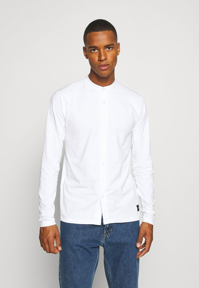 GALLOT GRANDAD - Shirt - white
